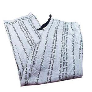 The Lightweight VS Logo 1PC Sleep Pajama Pants